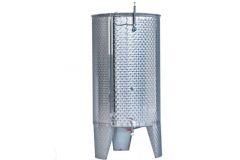 Емкость для брожения вина с плавающей крышкой