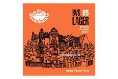 Дрожжи пивные Beervingem Lager BVG05