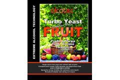 Спиртовые турбо дрожжи Alcotec Fruit Turbo